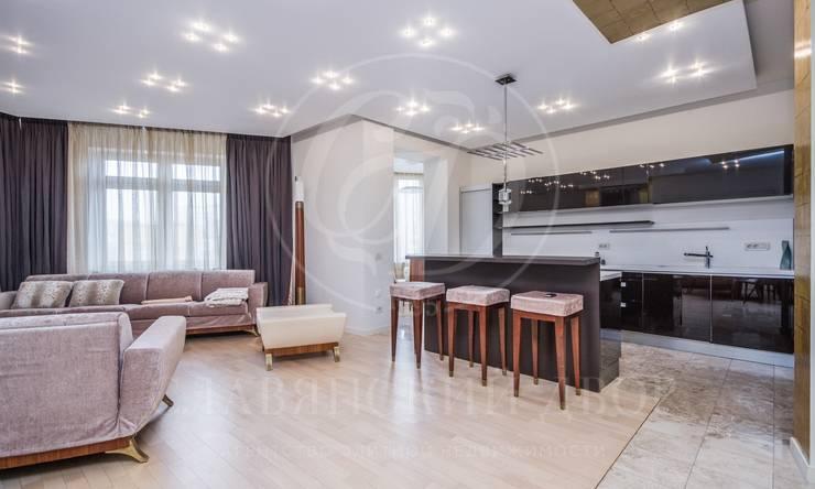 Квартира стремя спальнями вХамовниках