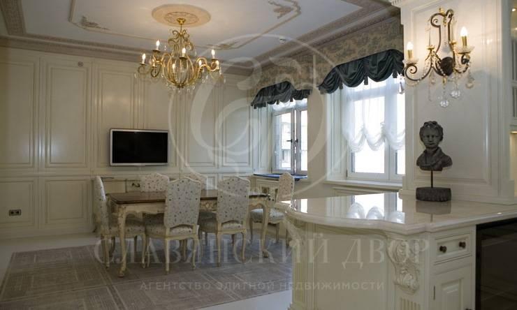 Великолепная квартира в«Триумф Палас»