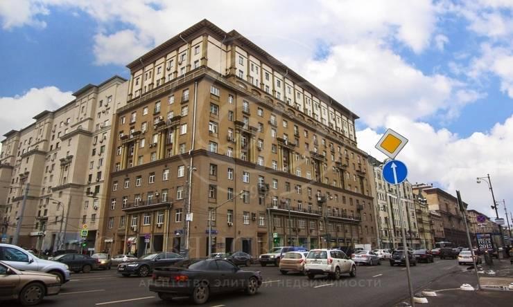 Продажа квартиры висторическом центре столицы