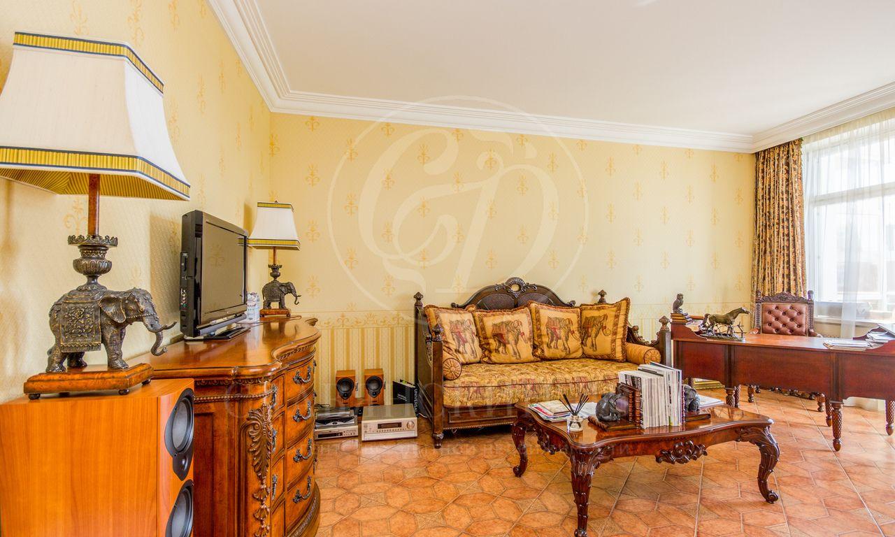 Квартира вЖК «Золотые ключи»