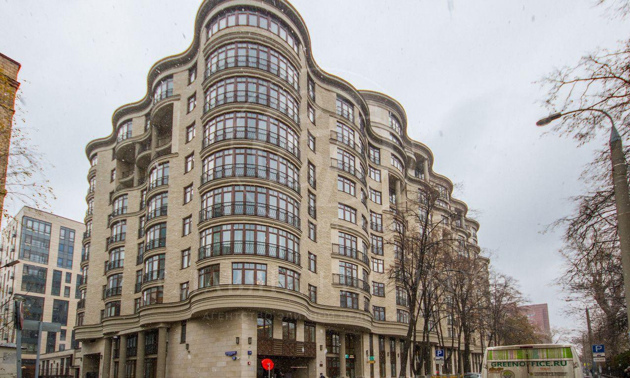 ЖК «Дом на Трубецкой»