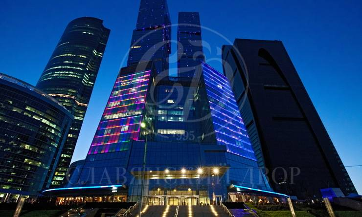 Апартаменты вбашне Москва МФК «Город Столиц»
