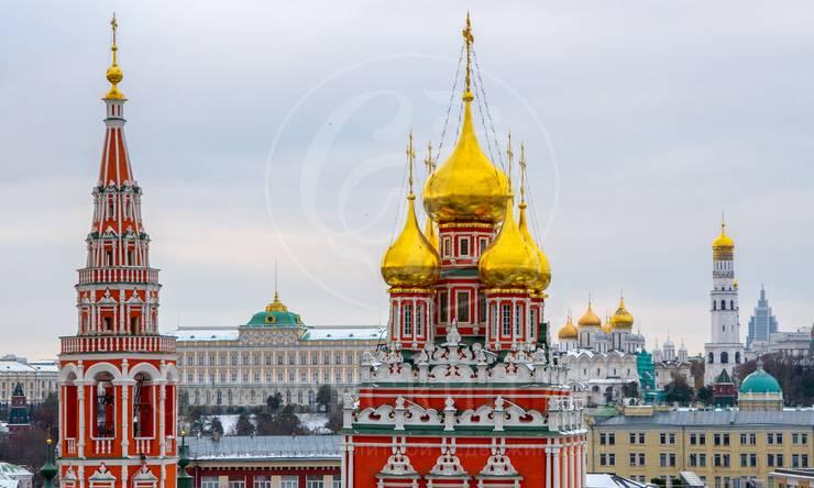 Продажа пентхауса вцентре Москвы