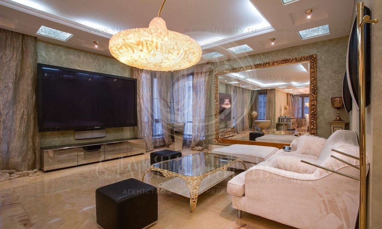 Аренда квартиры вЖК «Новая Остоженка»