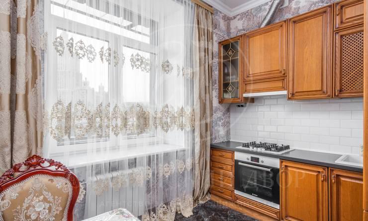 Аренда квартиры на Краснопресненской набережной