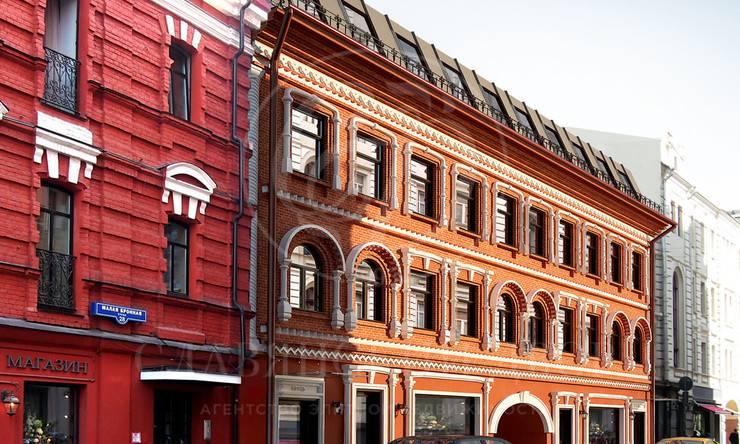 Предлагаются на продажу апартаменты на Малой Бронной