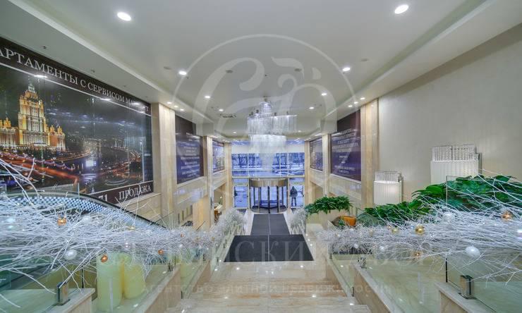 Апартаменты ссервисом мирового уровня от отеля Marriott Arbat