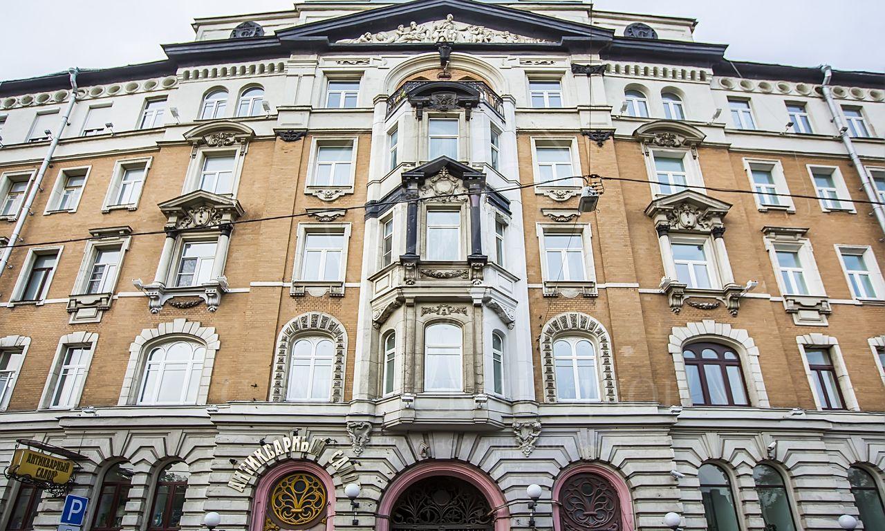 Просторная 4-хкомнатная квартира висторическом центре города
