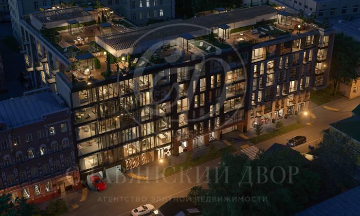 Продажа квартиры вЭлитном доме «Малая Ордынка 19»