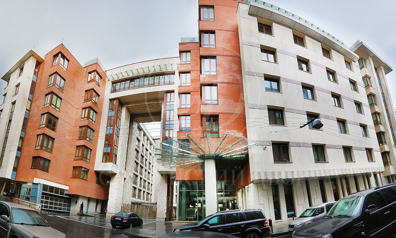 Предлагается квартира врайоне Новая Остоженка вЖК «De Luxe»