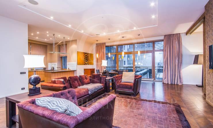 Квартира в«GRAND-PRIX HOUSE»