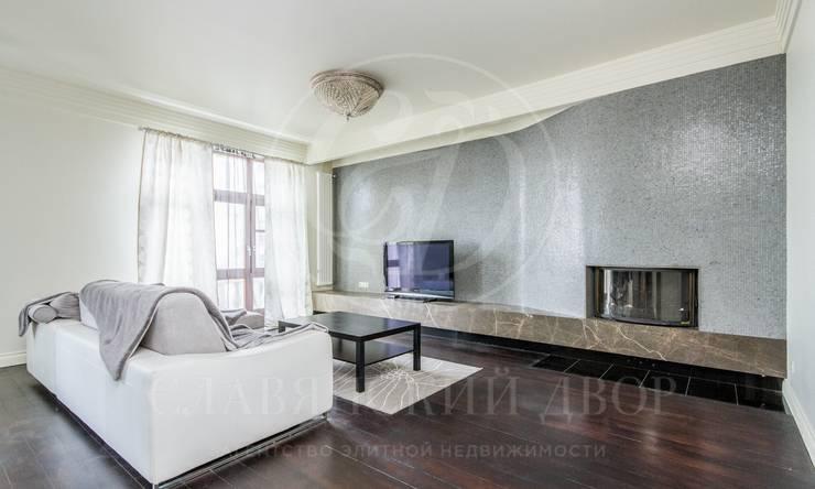 Прекрасная двухэтажная квартира вцентре Москвы