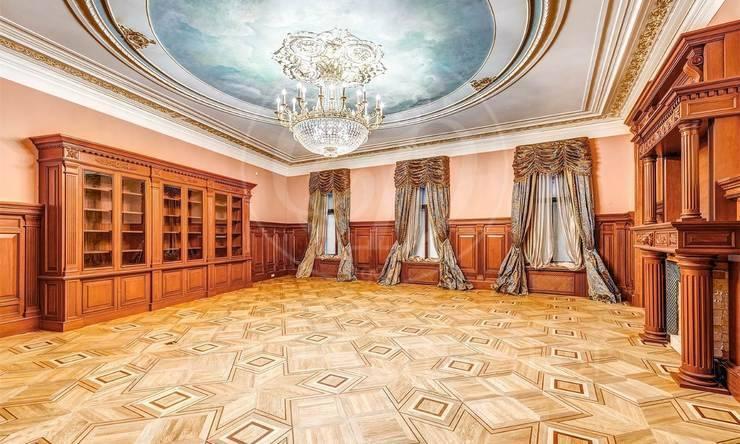 Продажа эксклюзивной резиденции на Остоженке