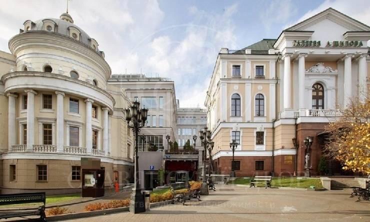 Продажа представительского особняка уКремля
