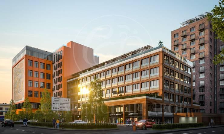 Продажа квартиры вЖилом Комплексе «Jazz»