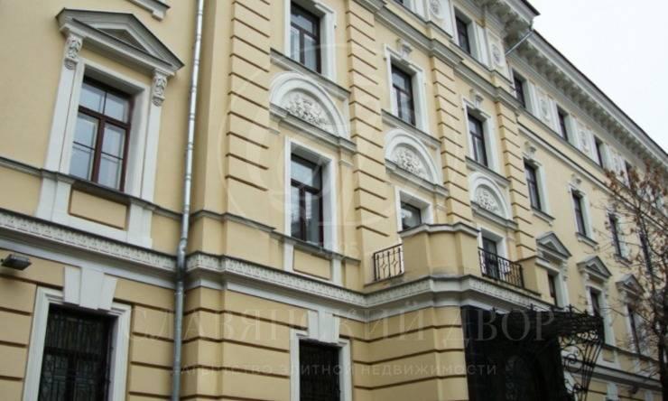 Комплекс зданий Б.Грузинская