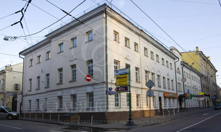 Аренда офиса м.Кропоткинская