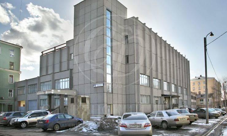 Продажа здания м.Павелецкая