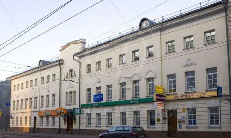 Аренда офисов на Остоженке