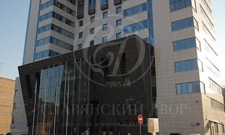 Аренда офиса вБЦ Европа Билдинг, м.Киевская