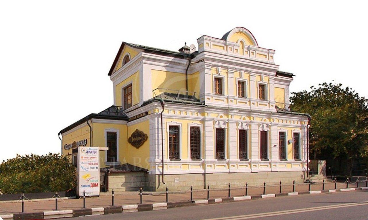 Продажа представительского особняка на Полянке