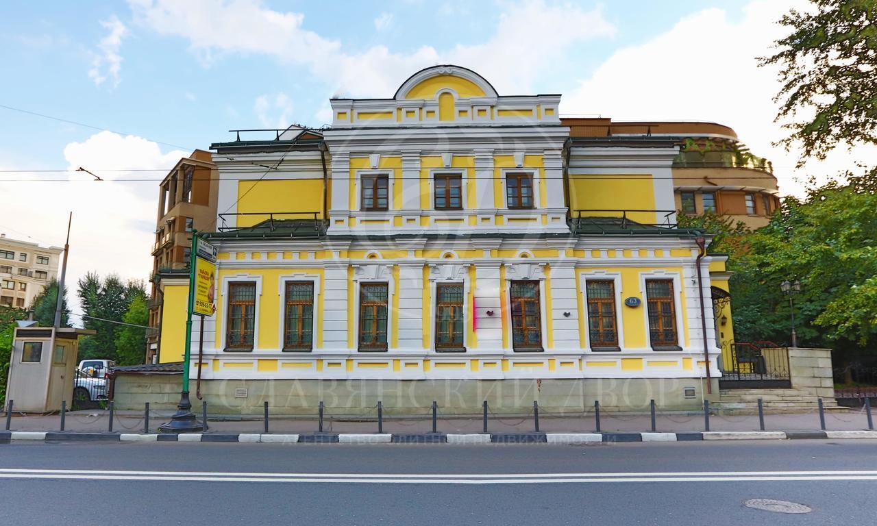 Аренда представительского особняка на Полянке