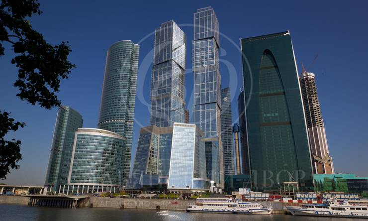 Офис вМосква-Сити