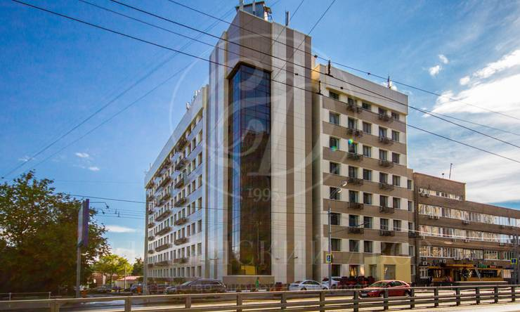 Продажа бизнес-центра на Нижегородской