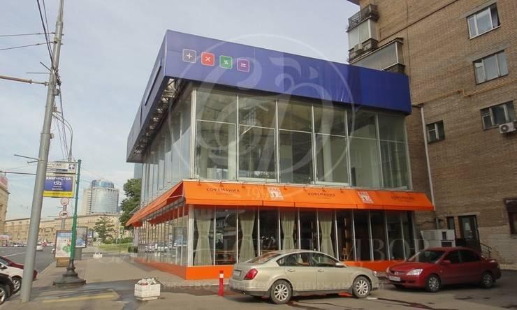 Аренда торгового помещения на Кутузовском проспекте