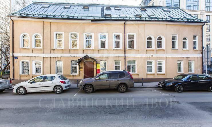 Продажа здания м.Новокузнецкая