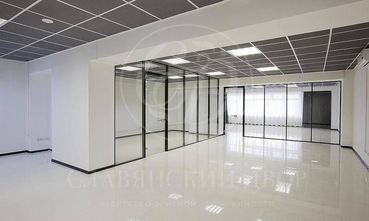 Офис скачественной отделкой