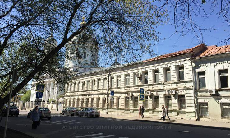 Продажа здания м.Таганская