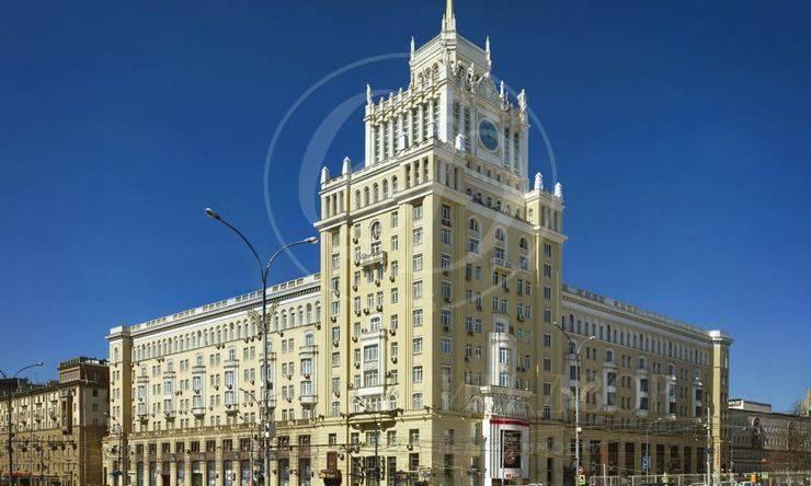Продажа офисы. Центральный, м.Маяковская