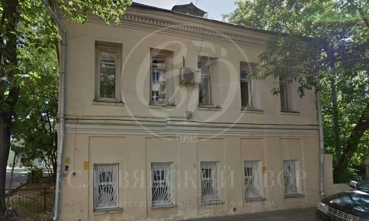 Продажа особняка Б.Каретный переулок