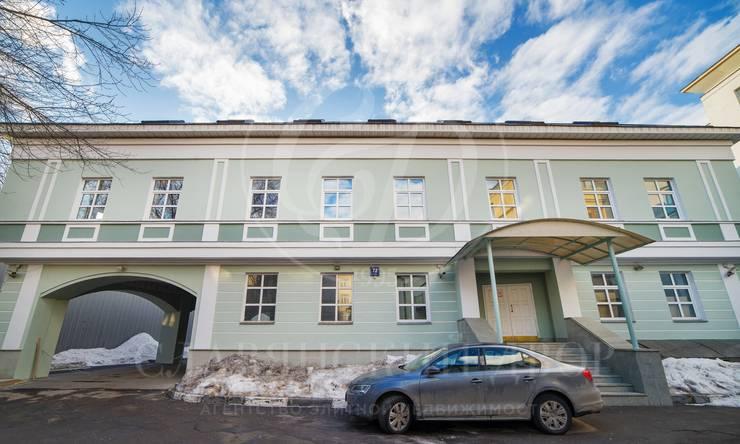 Продажа административного здания на Павелецкой