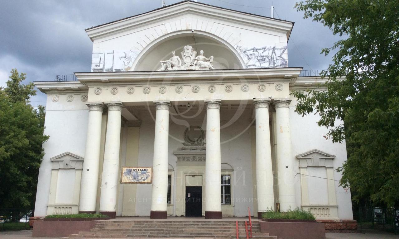 Продажа здания театра м.Измайловская