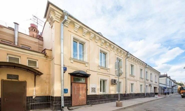 Продажа здания врайоне Арбата