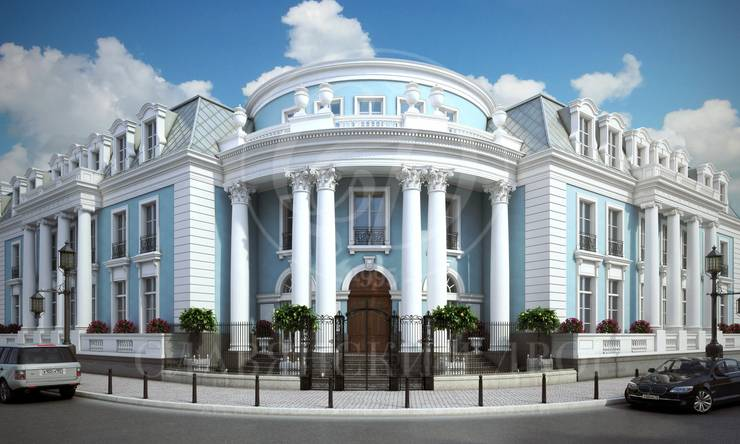 Продажа королевской усадьбы вцентре Москвы