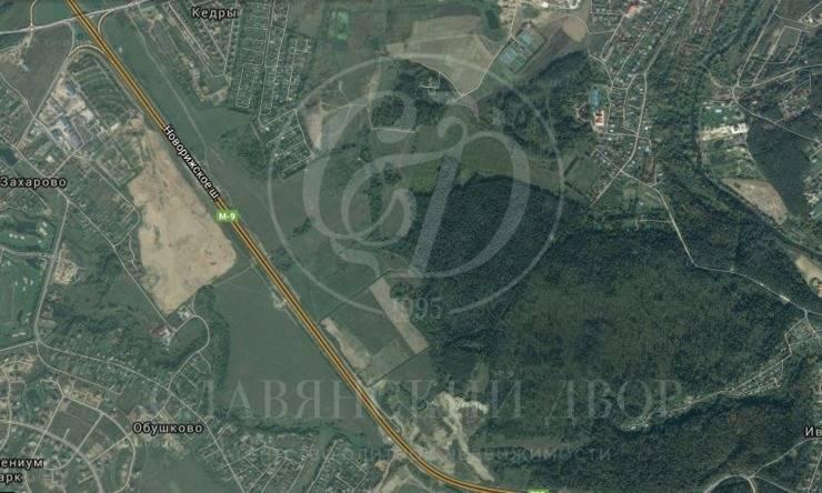 Продажа земля. Новорижское шоссе, м.Мякинино