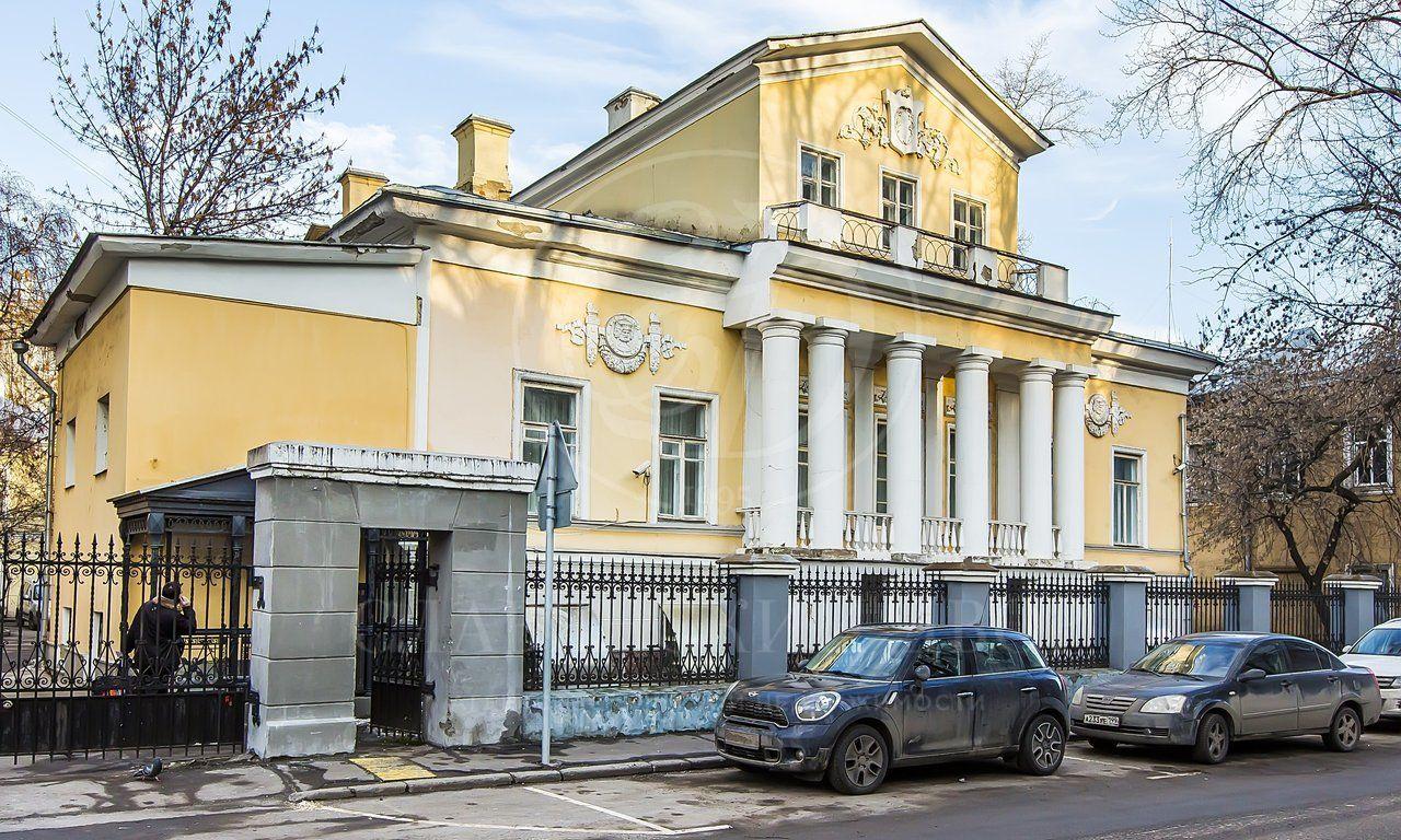 Аренда городской усадьбы.  м.Кропоткинская