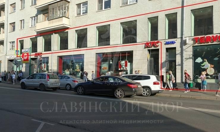 Продажа арендный бизнес. Центральный, м.Белорусская
