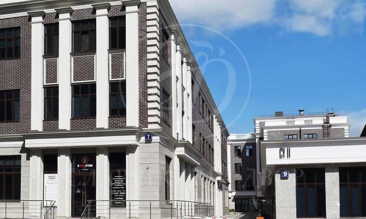 Снижена цена на Street-retail помещения вCentral-Yard