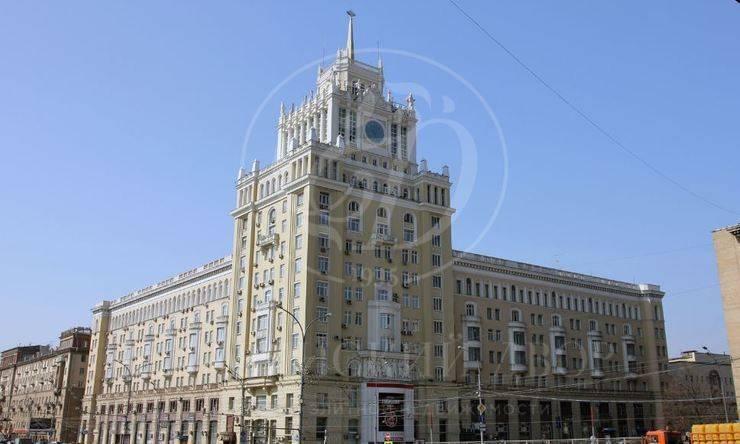Впродаже гостинично-офисный комплекс на Садовом кольце