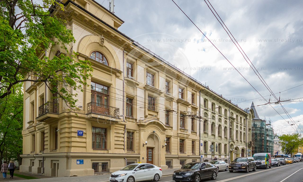 Аренда торгового помещения м.Кропоткинская