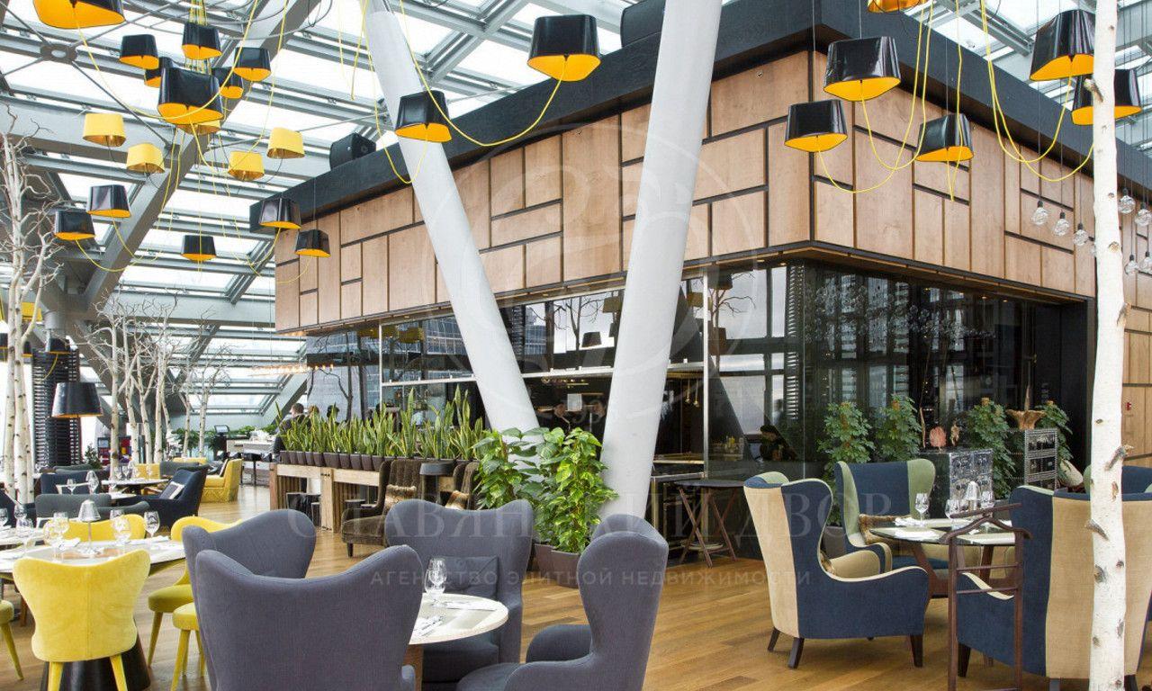 Впродаже арендный бизнес ссамым «высоким» рестораном вЕвропе