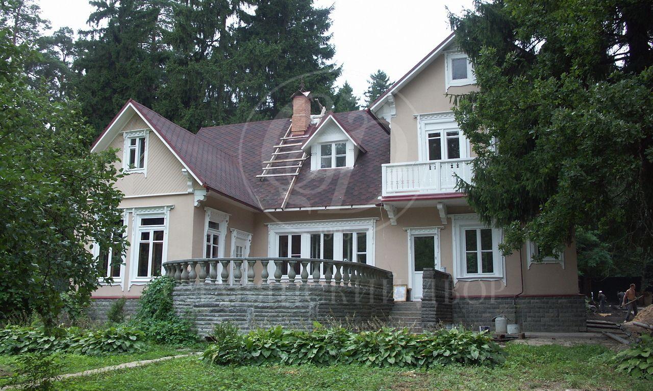 Варенду дом впоселке Переделкино
