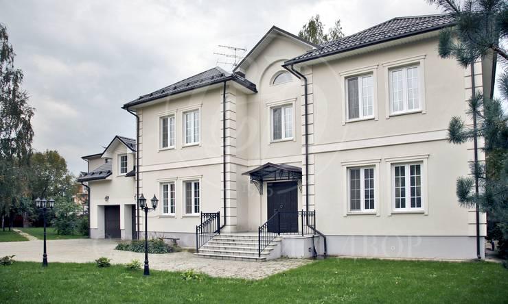 Аренда дома впоселке Жуковка, Рублево-Успенское шоссе
