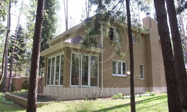 Аренда дома впоселке Сосновый Бор, Рублево-Успенское шоссе