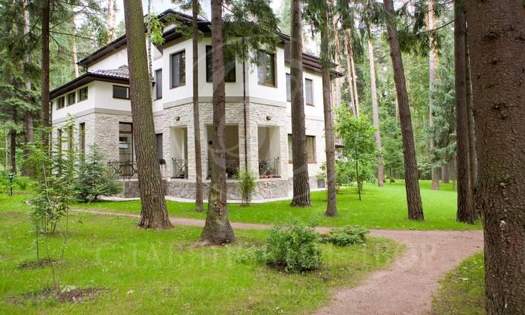 Варенду дом впоселке Сады Майендорф (бывшая территория санатория Барвиха)