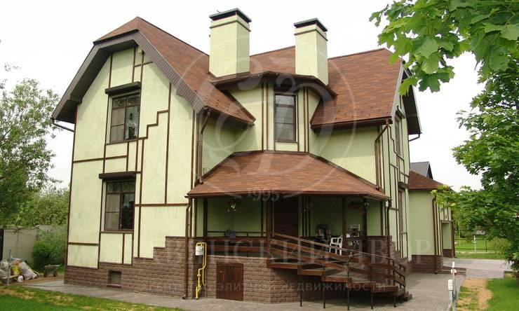 На продажу дом впоселке Новогорск